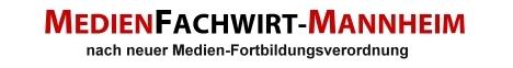 Medienfachwirt-Mannheim Kurse in Mannheim